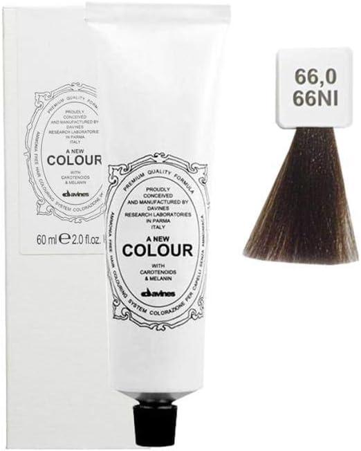 Davines Tinte Tono 66.0-60 ml: Amazon.es: Belleza