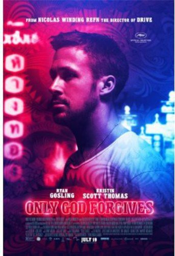 Only God Forgives [Blu-ray] (Neon Staples)