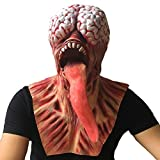 Scary Zombie Full Head Face Mask,Vovomay Halloween Horror Cosplay Costume for Festival Party Halloween Costumes