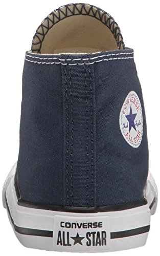 Blue Taylor Unisex Kids Navy Star Chuck Converse Hi All Trainers Axwz4zHq