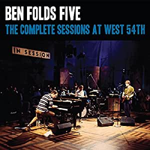 The Complete Sessions at West 54th  (Limited Blue Vinyl Edition)