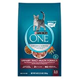 Purina ONE Urinary Tract Health Formula Adult Dry Cat Food - 3.5 lb. Bag