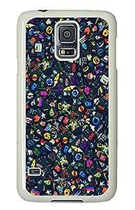 Samsung Galaxy S5 Icon Set PC Custom Samsung Galaxy S5 Case Cover White