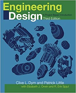 {* DOC *} Engineering Design: A Project Based Introduction. small bumped pictures edicion Image
