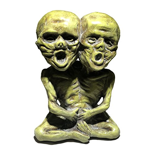 Asylum Zone Siamese Twin Egyptian Pygmy Mummy