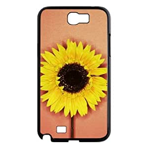 Beautiful flowers Brand New Cover Case with Hard Shell Protection for Samsung Galaxy Note 2 N7100 Case lxa#876650