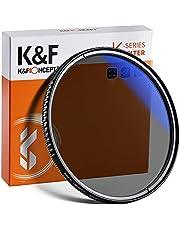 K&F Concept 58MM CPL Filter Ultra Slim Japan Optics Multi Coated Circular Polarizer Polarized Lens Filter