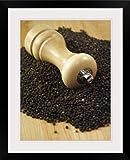GreatBIGCanvas 'A Pepper Mill on Pepper Corns ' Photographic...