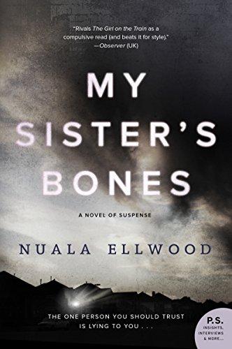 My Sister's Bones: A Novel of Suspense cover