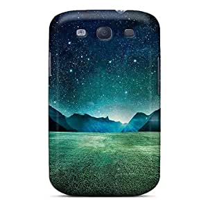 Perfect Fit GGZGG265FfyxH Starry Night Case For Galaxy - S3