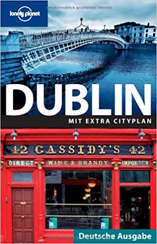 Dublin (Lonely Planet City Guides)