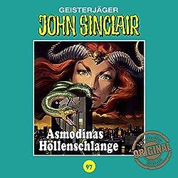 Asmodinas Höllenschlange (John Sinclair - Tonstudio Braun Klassiker 97)