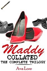 Maddy Collated: The Complete Trilogy (BBW Billionaire Menage Erotica) (English Edition)