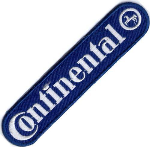 Patrocinadores parche//Iron on Patch Continental