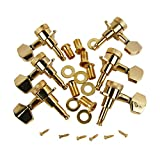 Golden Twist Lock Electric Acoustic Guitar Tuning