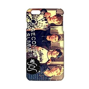 Kingspecially Fortune 5 Seconds of Summer 5SOS 3D cell phone case cover for iPhone 6 Plus vkNBMkLCPLE