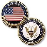 Retired - U.S. Navy by Northwest Territorial Mint