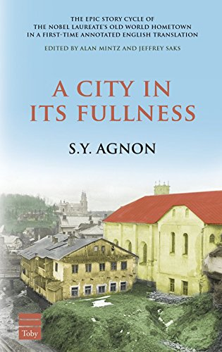 A City In Its Fullness (The Toby Press S.y. Agnon Library)