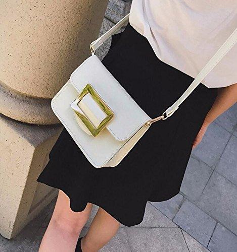 KPHY-Koreanische Mode - Flut Alle Treffer Crossbody Tasche Handy - Tasche Mit Kleinen Mini - Tasche white tEmYu6XvX