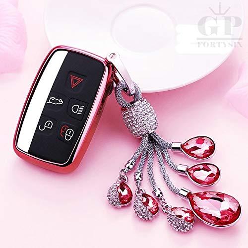 ShineBear - Carcasa para mando a distancia de coche (TPU ...