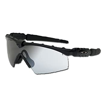 48b4b78d12c6c Oakley Lunettes de Soleil Si Ballistic M Frame Photo Chromé  Amazon ...