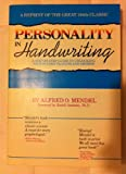 Personality in Handwriting, Alfred O. Mendel, 0878771530