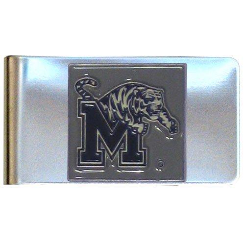 NCAA Memphis Tigers Steel Money Clip from Siskiyou