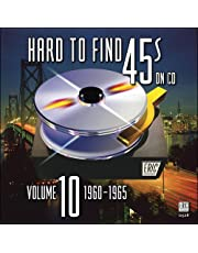 Hard To Find 45S On Cd Vol.10 1960-1965