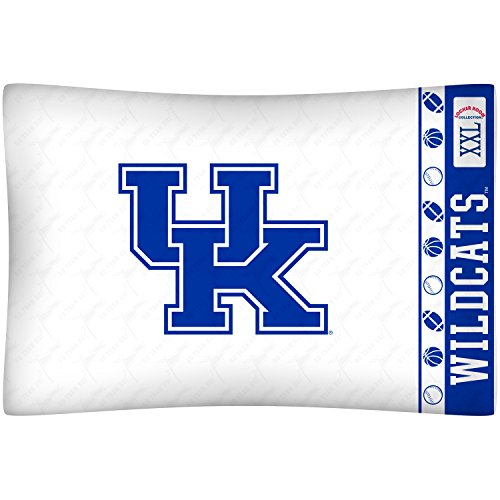 University of Kentucky Wildcats Pillowcase