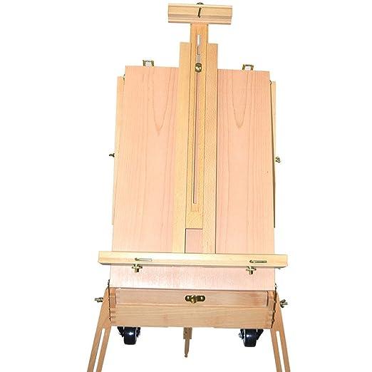 Zhangsha Caja de Pintura al óleo Plegable de Estilo de Viaje de ...