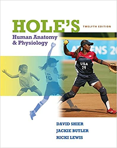 Amazon.com: Hole\'s Human Anatomy and Physiology, Student Edition ...