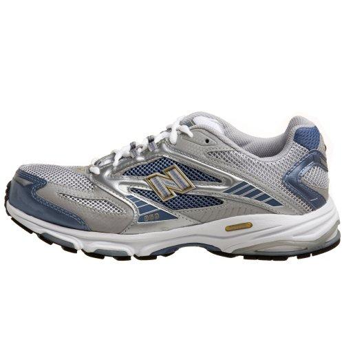 New Balance Women's WR859 Running Shoe,Grey/Powder Blue,10 B by New Balance (Image #5)