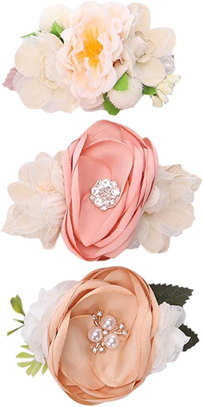 1 Pc Baby Girls Flower Pumpkin Hair Clip Hairpins Toddler Hair Accessories Hds