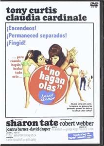 No Hagan Olas [DVD]