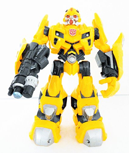 """Transformers Talkin Bumble Bee 10"""" Action Figure by Hasbro Dated 2009"""