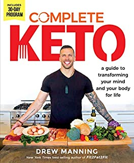 Book Cover: Complete Keto: A Guide to Transforming Your Body and Your Mind for Life