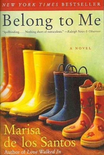 BELONG TO ME By de los Santos, Marisa (Author) Paperback on 31-Mar-2009 (Belong To Me Marisa De Los Santos)