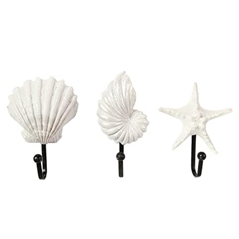 Healifty 3pcs Gancho de Pared Perchero Decorativo Decoracion ...