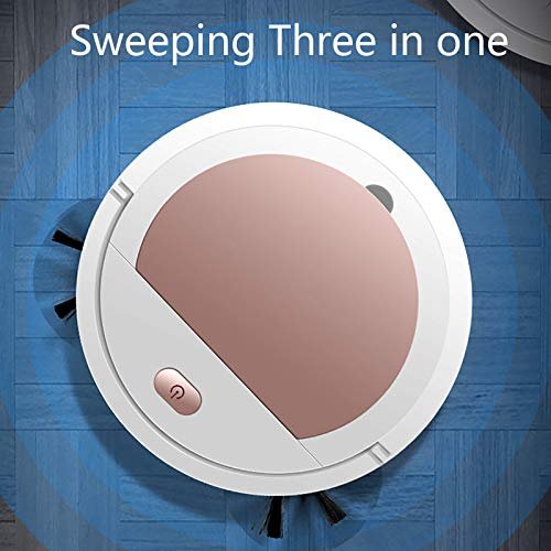 3 in 1 Intelligent Sweeping Robot Vacuum Cleaner Rechargeable Dry and Wet - Sprayed and Humidified