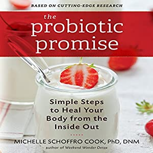 The Probiotic Promise Audiobook