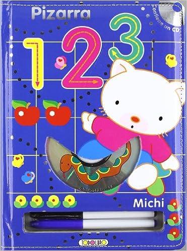 Pizarra 1 2 3 (Mi estuche pizarra con CD): Amazon.es: Todolibro, Equipo, Todolibro, Equipo: Libros