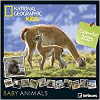 National Geographic Kids Baby Animals 2020