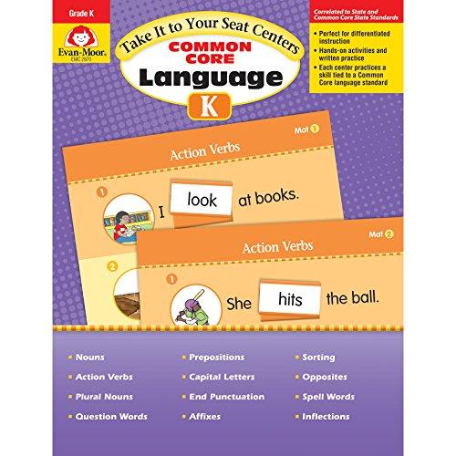 Take It To Your Seat: Language Centers, Grade K