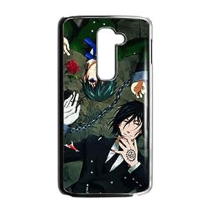 Black Butler Cell Phone Case for LG G2