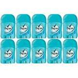 Degree Dry Protection Antiperspirant Deodorant, Shower Clean 0.5 oz (Pack of 10)