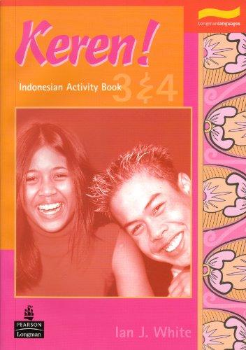 Keren! 3 & 4: Indonesian Activity Book
