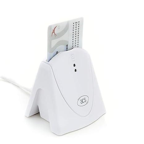 ACS ACR39U-H1 USB Lector de Tarjeta Inteligente: Amazon.es ...
