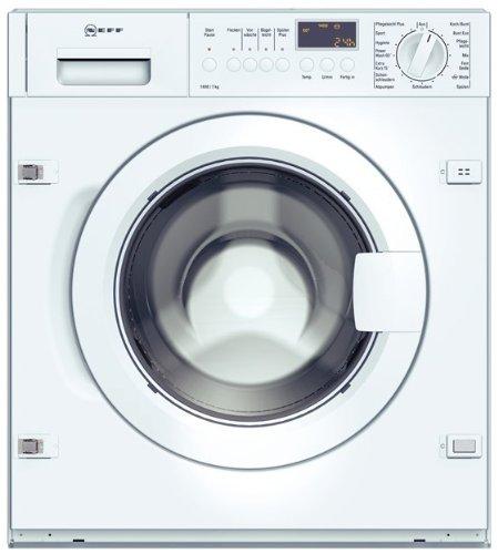 Neff WV 544 Einbau Waschmaschine