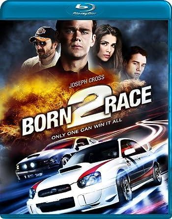 Born to Race 2011 Dual Audio Hindi 300MB 480p BluRay