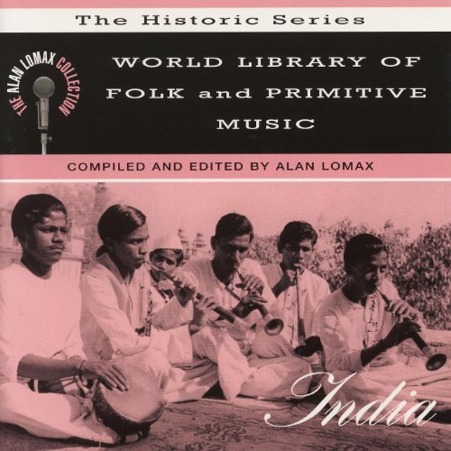 World Library of Folk and Primitive Music V. 7: India